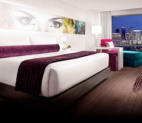 Suites & Rooms At The Palms Casino Resort, Nevada