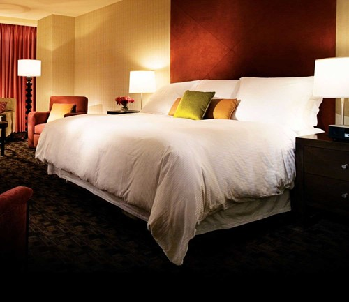 Superior Guestroom Room At The Palms Casino Resort