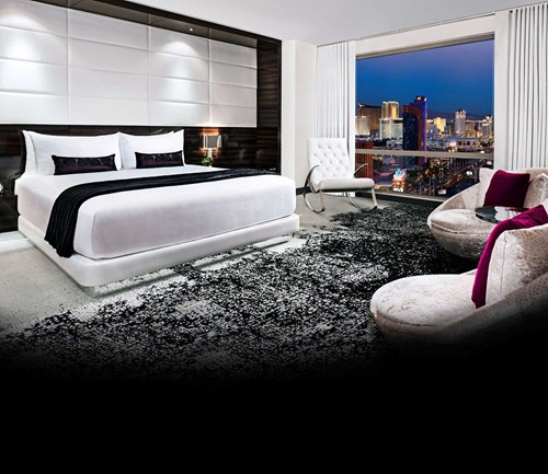 Ivory Suite Room At The Palms Casino Resort