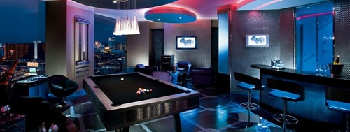 Crib Suite Room At The Palms Casino Resort