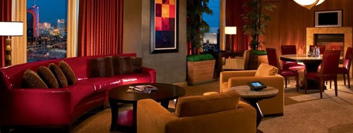 Directors Suite Room At The Palms Casino Resort