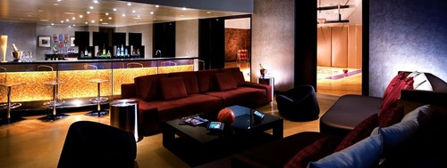 Hardwood Suite Room At The Palms Casino Resort