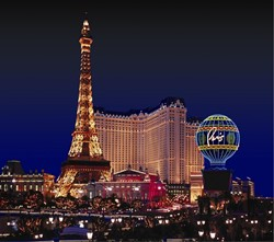 Paris Las Vegas Rest