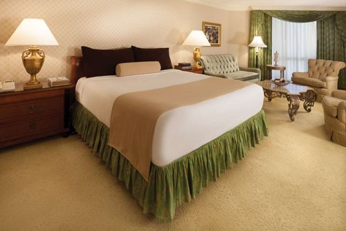 Classic Suite Room At Paris Las Vegas