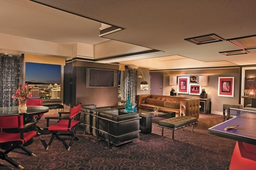 Boulevard Suite Room At Planet Hollywood Resort & Casino