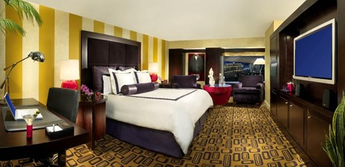 Strip Suite Room At Planet Hollywood Resort & Casino