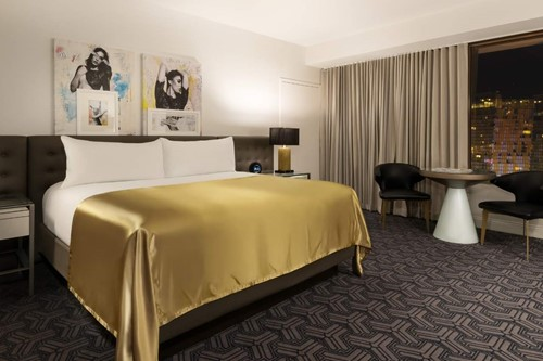Ultra Hip Room At Planet Hollywood Resort & Casino