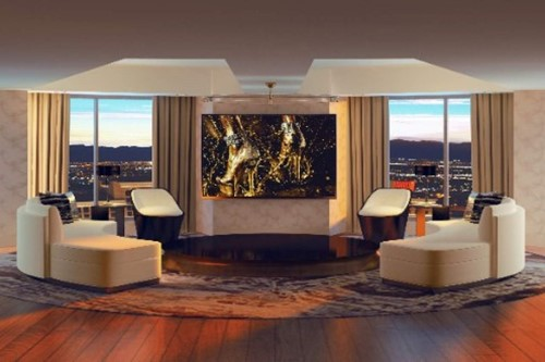 Apex Suite Room At Planet Hollywood Resort & Casino