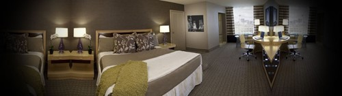 Deluxe Room Room At Plaza Hotel and Casino