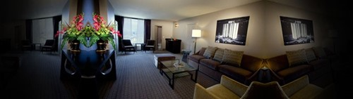 One Bedroom Suite Room At Plaza Hotel and Casino