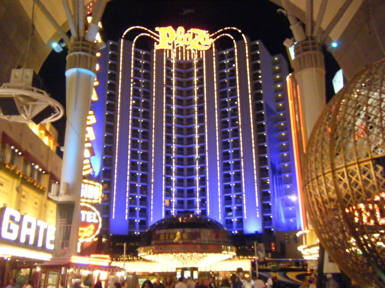 Plaza Hotel and Casino