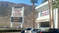 Railroad Pass Hotel and Casino Rest