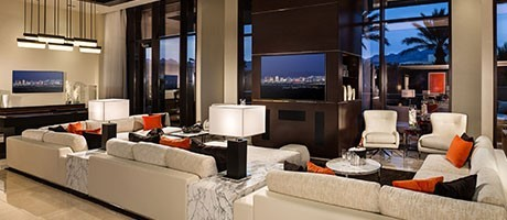 Grand Villa Suites Room At Red Rock Casino, Resort & Spa