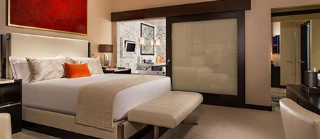 Villa Suites Room At Red Rock Casino, Resort & Spa