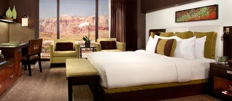 Signature Suites Room At Red Rock Casino, Resort & Spa