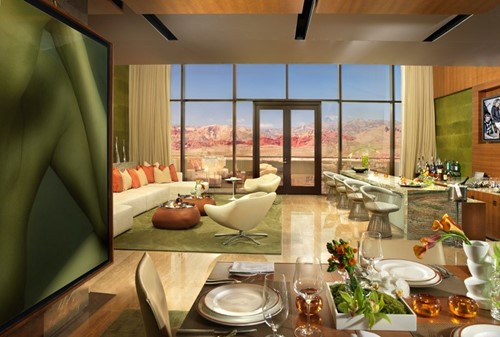 Viva Suite Room At Red Rock Casino, Resort & Spa
