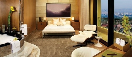 Strip Suite Room At Red Rock Casino, Resort & Spa