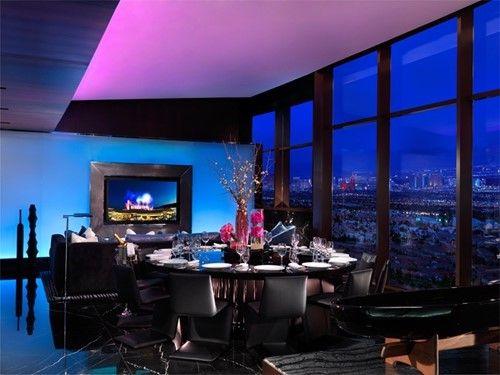 One-Eighty Suite Room At Red Rock Casino, Resort & Spa