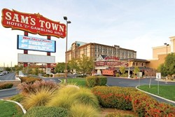 Sam's Town Hotel & Gambling Hall Rest