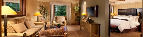 Luxury King Suites Room At Silverton Casino Lodge Las Vegas
