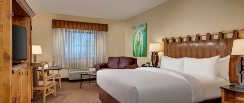Resort Rooms Room At Silverton Casino Lodge Las Vegas