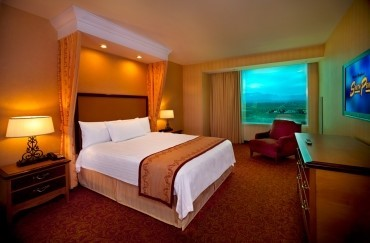 Junior Suites 1 Bedroom Room At South Point Hotel Casino and Spa