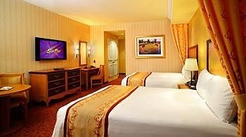 Two Bedroom Suites Room At South Point Hotel Casino and Spa