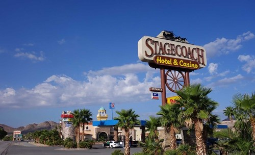 Stagecoach Hotel and Casino image