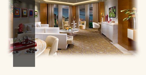 Sky Villa - One Bedroom Room At Tropicana Las Vegas