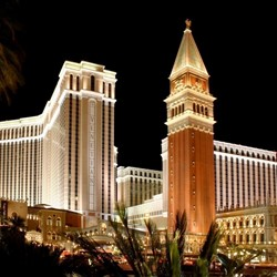 The Venetian Las Vegas Resort Hotel Casino Rest