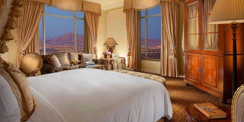 Penthouse Suite Room At The Venetian Las Vegas Resort Hotel Casino