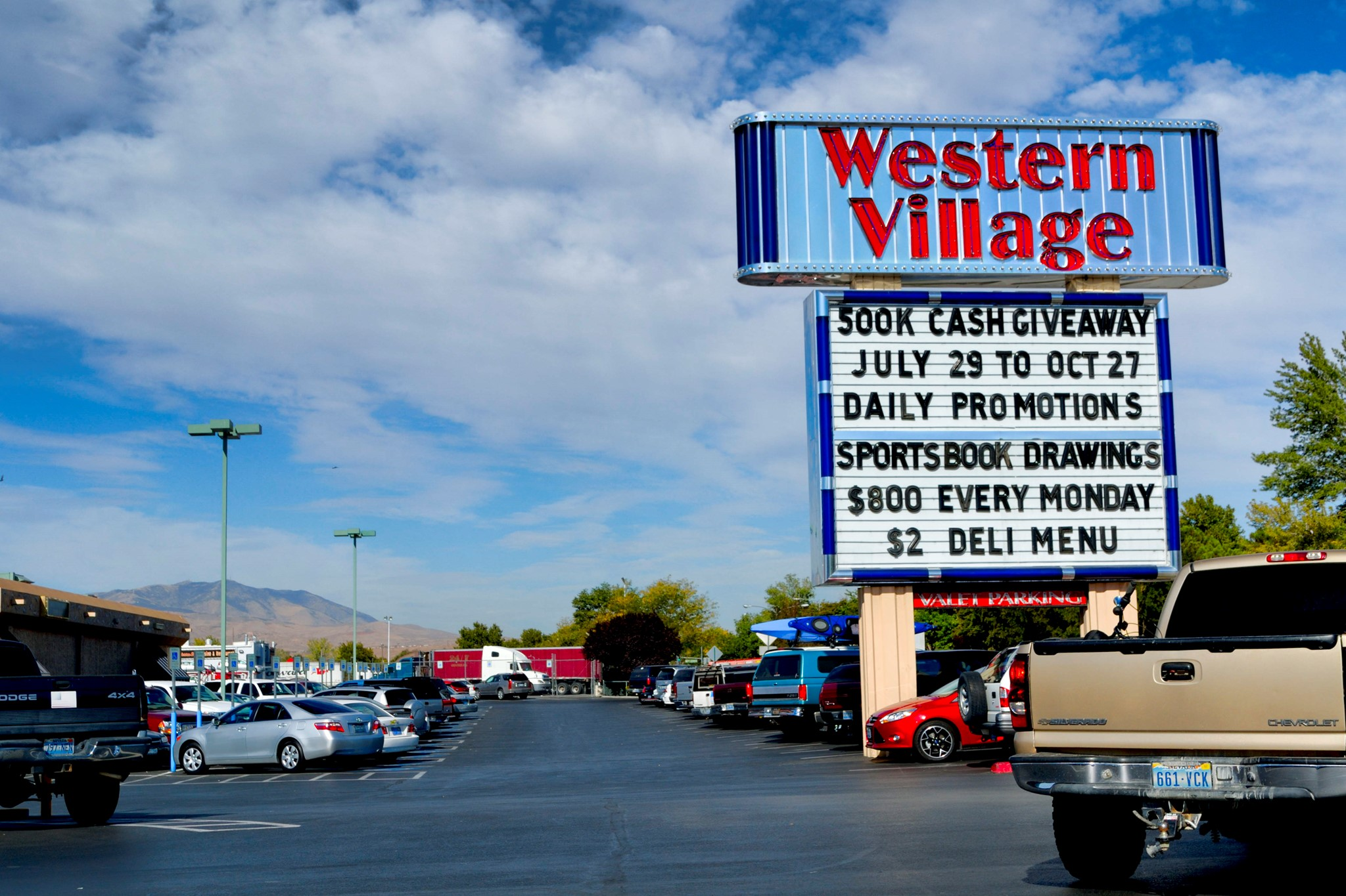 Western Village Inn and Casino