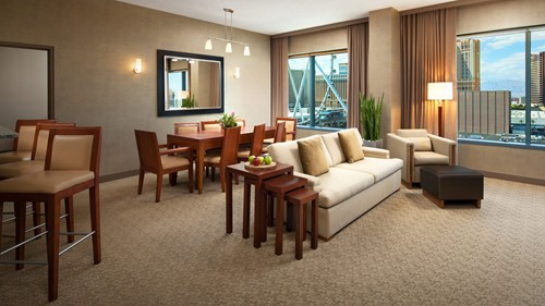 High Roller One or Two-Bedroom Suite Room At The Westin Las Vegas Hotel, Casino and Spa