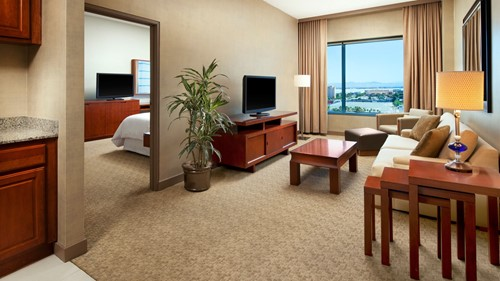 Executive One-Bedroom Suite image