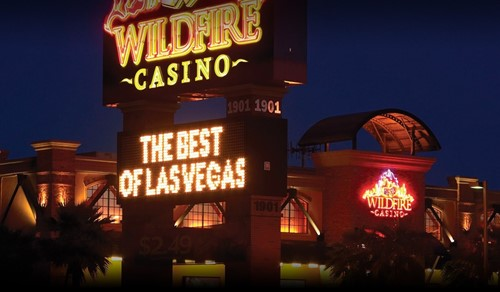 Wildfire Casino & Lanes Casinos