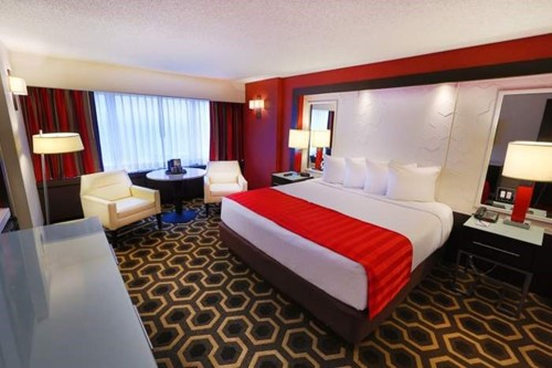 Suites Amp Rooms At Bally S Atlantic City New Jersey