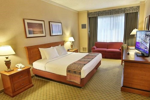 Deluxe Room Room At Harrah's Resort Atlantic City