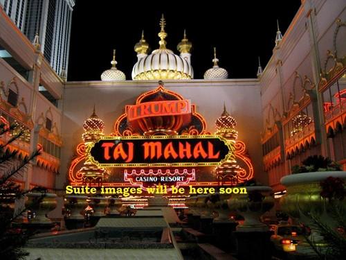 Alexander Suites Room At Trump Taj Mahal Casino Resort