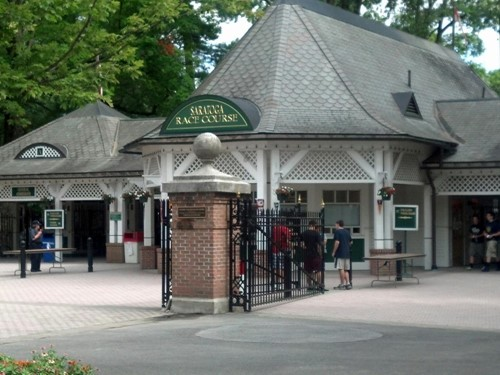 Saratoga Race Course image