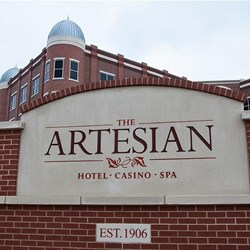 The Artesian Hotel, Casino and Spa Casinos