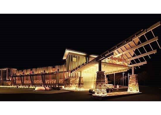 Cherokee Casino - Fort Gibson