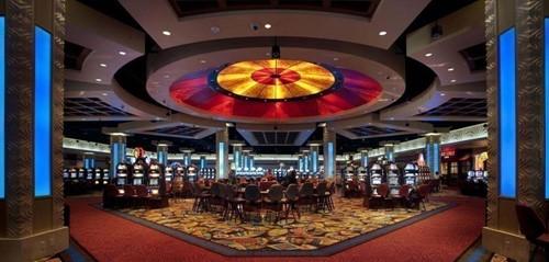 Choctaw Casino - Grant image
