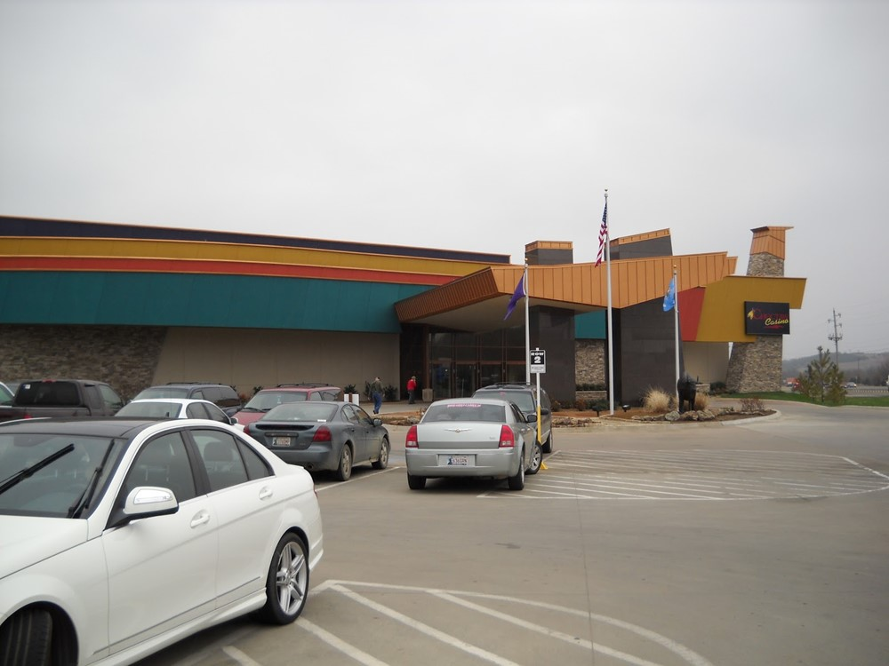 Choctaw Casino - McAlester