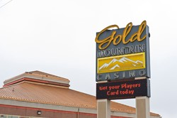 Gold Mountain Casino Rest