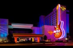 Hard Rock Hotel & Casino Tulsa Rest