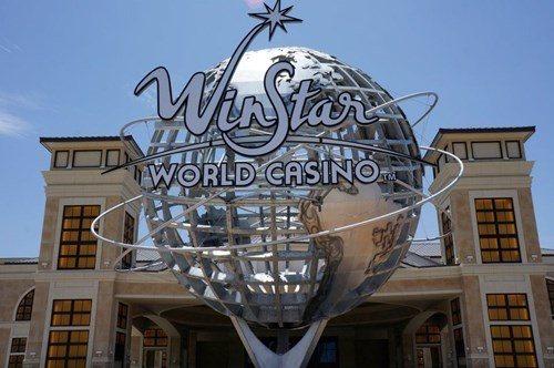 WinStar World Casino image