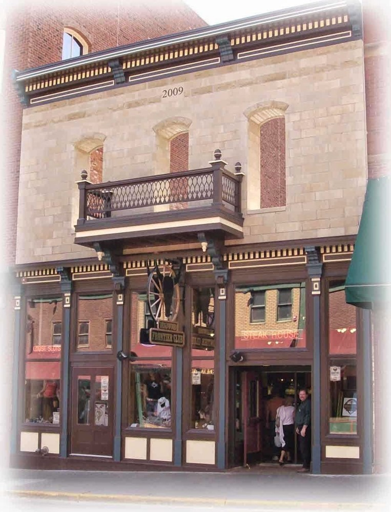Deadwood Frontier Club