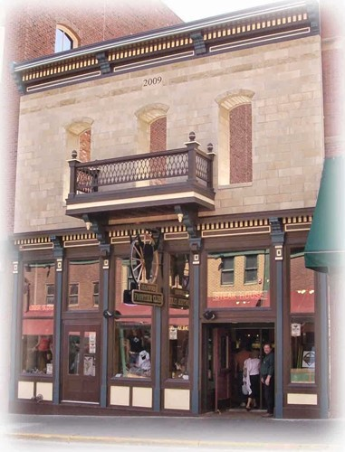 Deadwood Frontier Club image