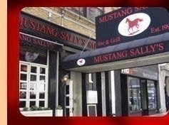 Mustang Sally's Rest