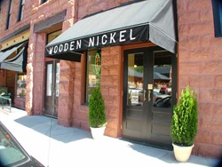 Wooden Nickel Casino Rest